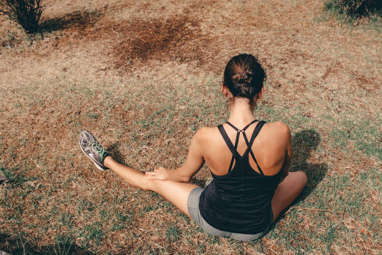 Bodyweight finisher workout