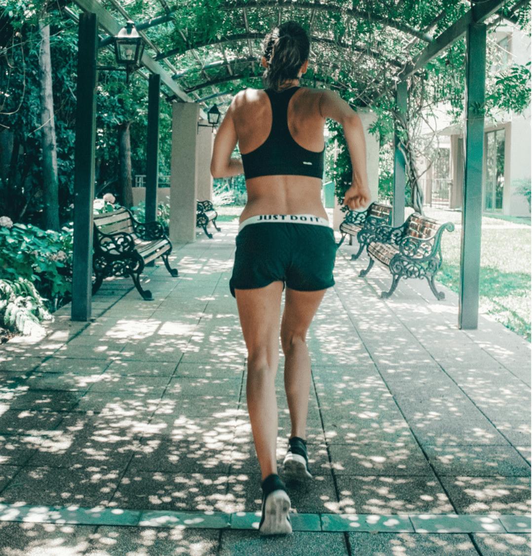 Woman Workingout body