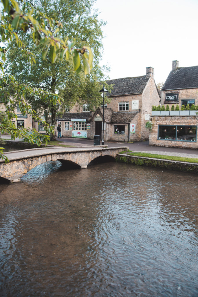 Bourton on the Water Cotswold itinerary