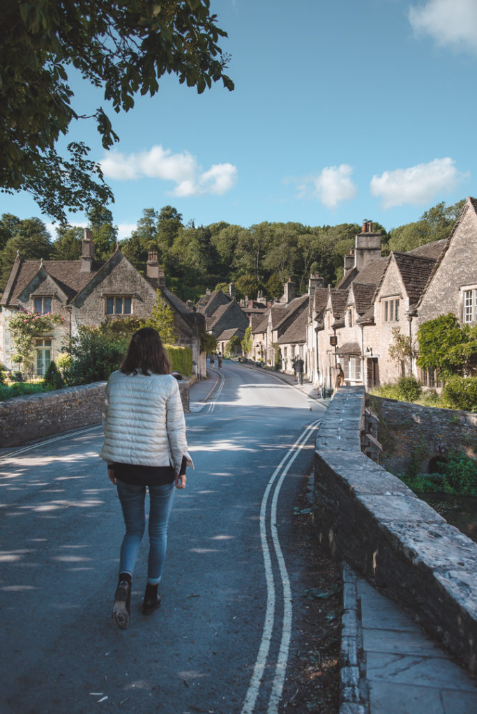 Castle Combe village Cotswold itinerary