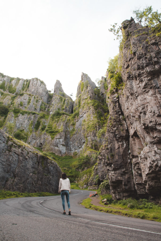 Cheddar Gorge Somerset Cotswold itinerary