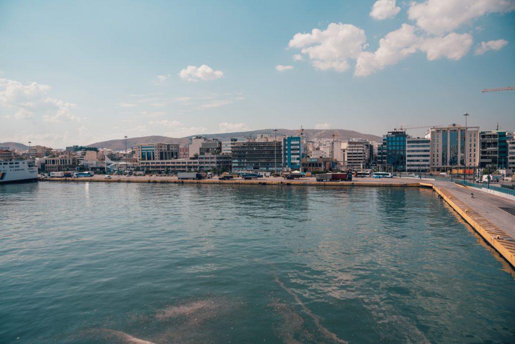 Pireus port Athens Greece 1 day itinerary