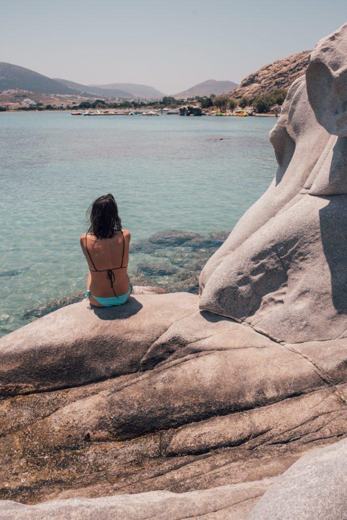 KOLYMPETHRES BEACH Paros