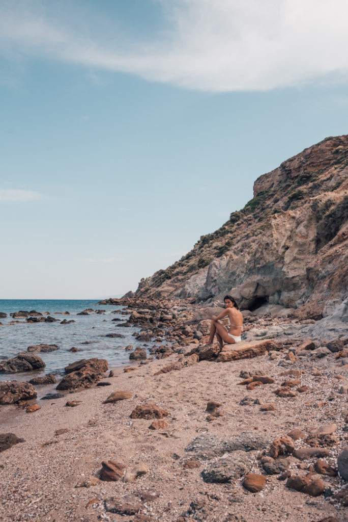 Kalogeros Beach, Paros