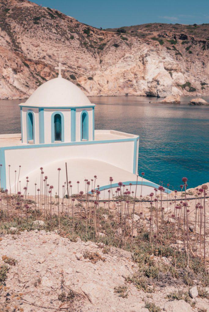 Church in Milos