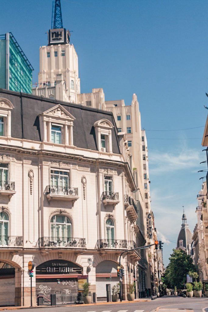 5 de Mayo street Buenos Aires
