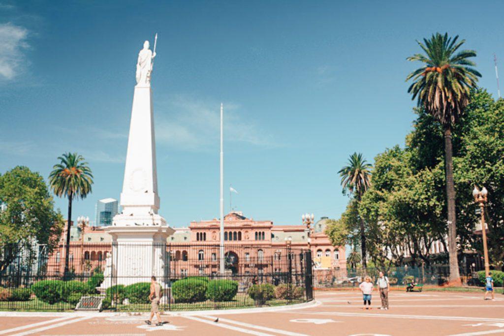 Plaza 5 de Mayo Buenos Aires