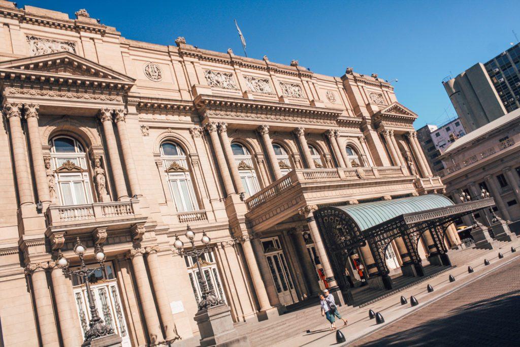 Colon theatre, Buenos Aires