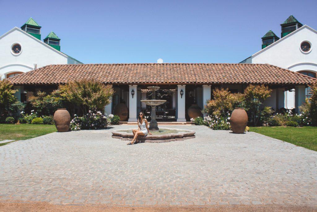 Casablanca vineyards day trips from Santiago