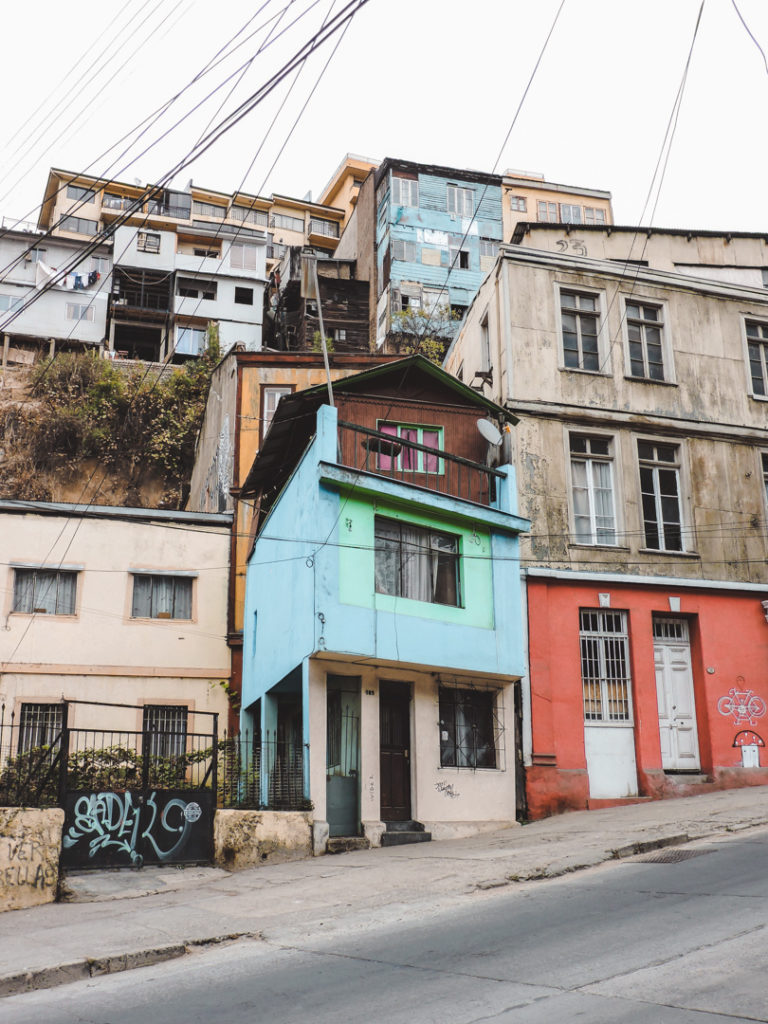 Valparaiso Chile Day tours from Santiago chile
