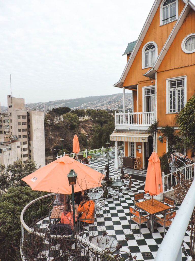 Hotel Brighton Valparaiso