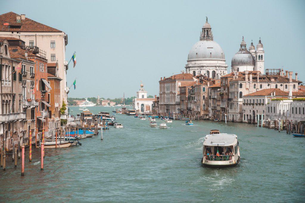 Grand Canal Venice, Italy