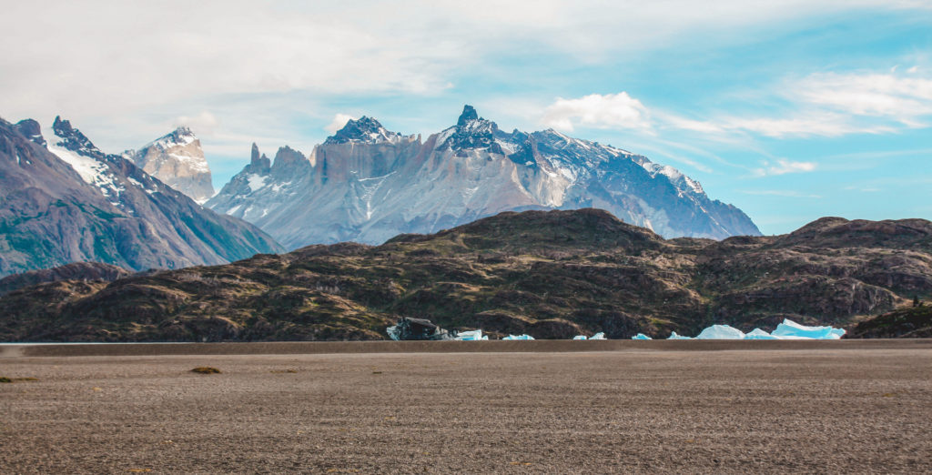 Grey Lake, Torres del Paine Chile