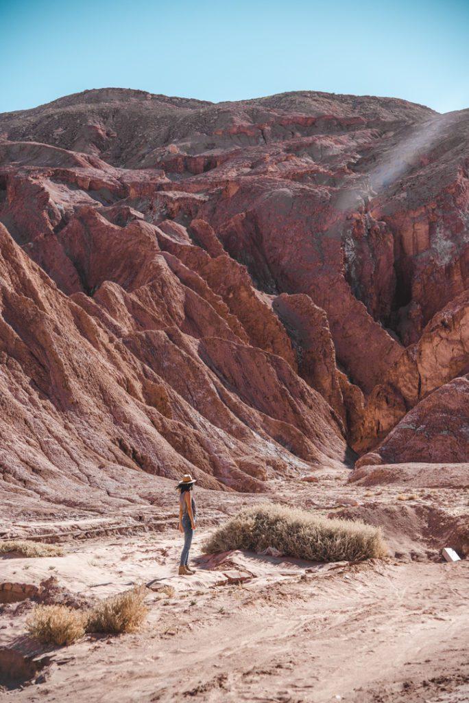 Valle del Marte, Chile