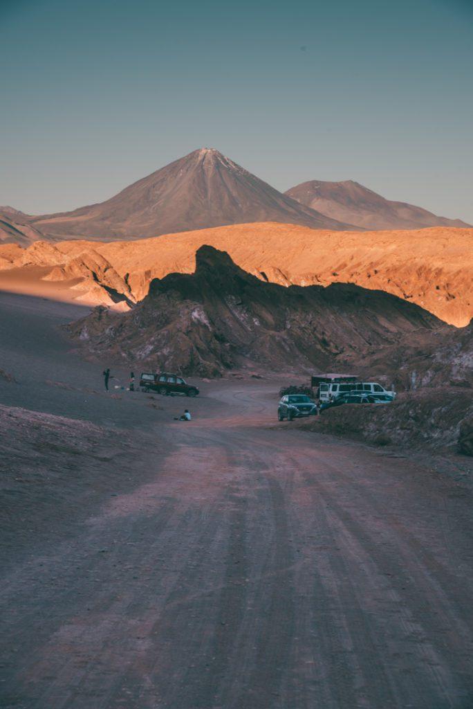 Mars Valley, Atacama Chile
