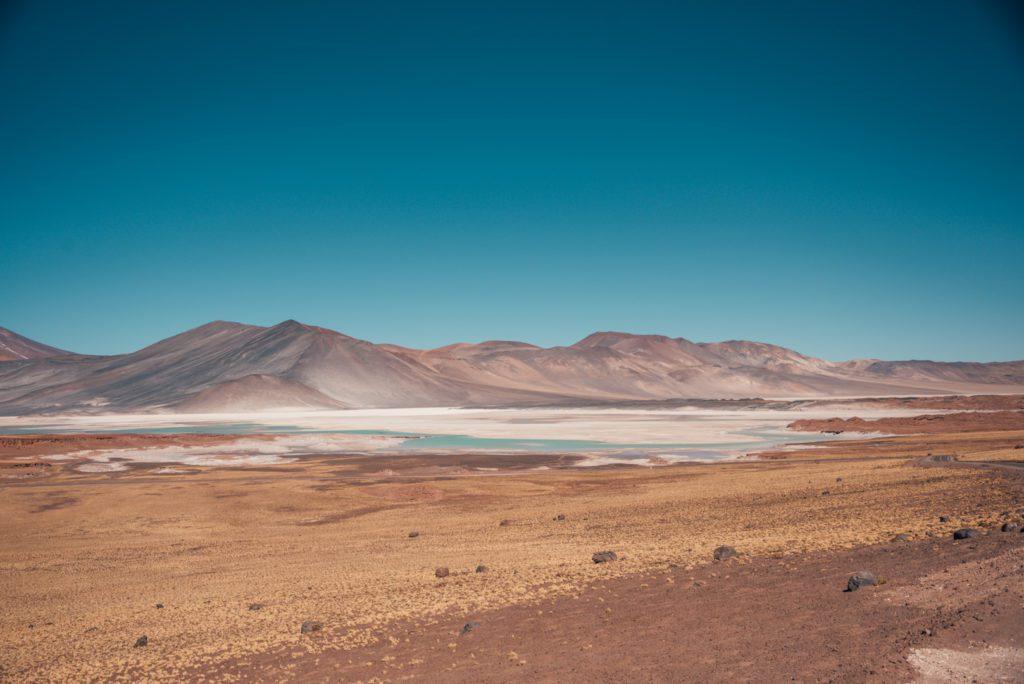 Piedras Rojas, Atacama Chile