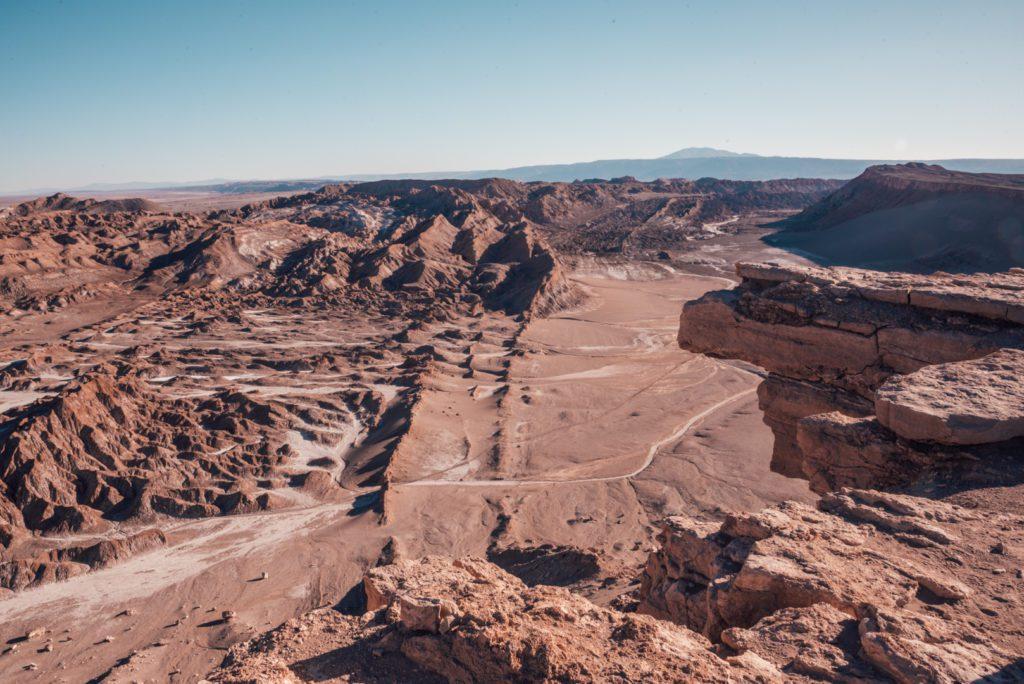 Atacama desert itinerary self driving tour