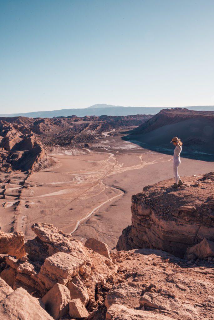 Valle de la Luna, Atacama Chile