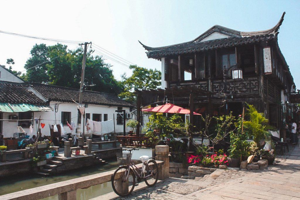 Suzhou old town