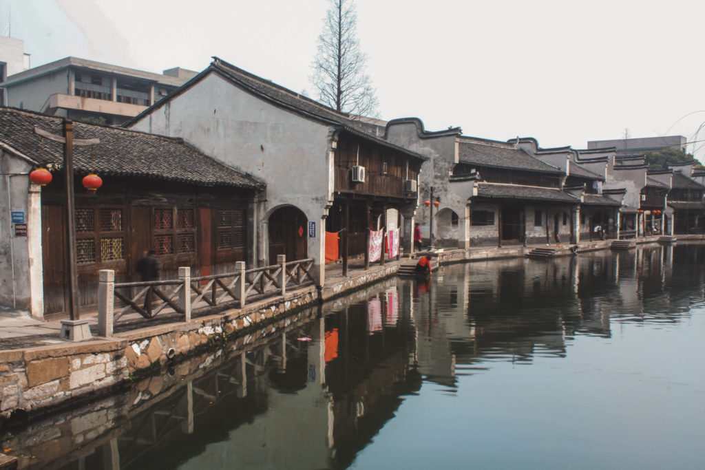lesser known places to visit in China Nanxun