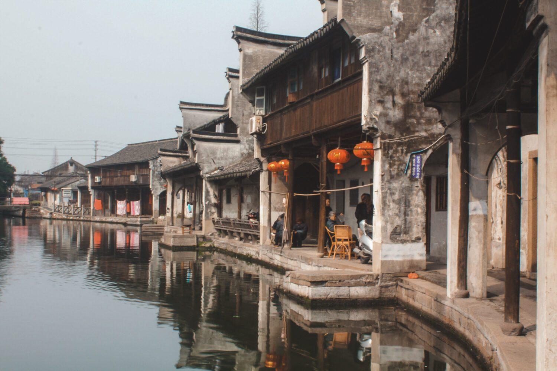 Nanxun water town China
