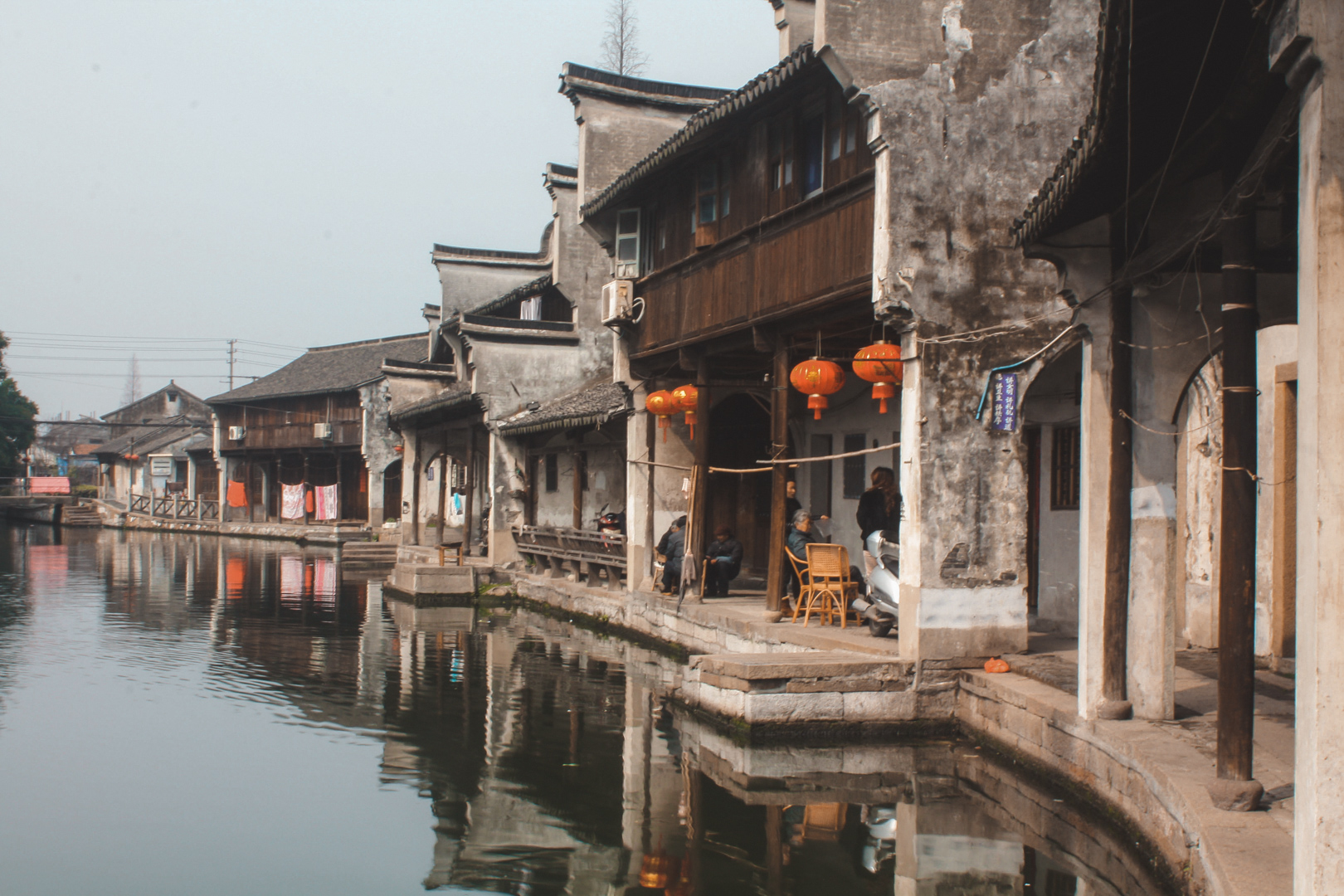 Nanxun water town China