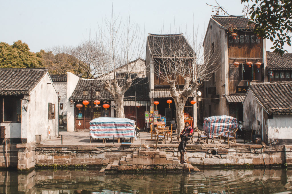 nanxun ancient town china