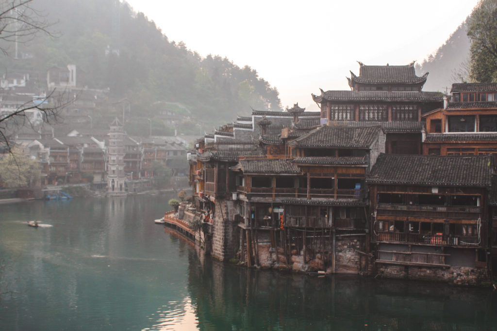 lesser known places to visit in China Fenghuang, Hunan