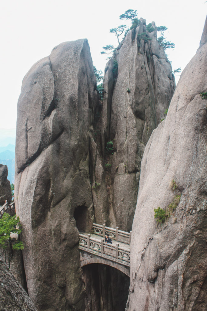 Huangshan- best places to visit in China