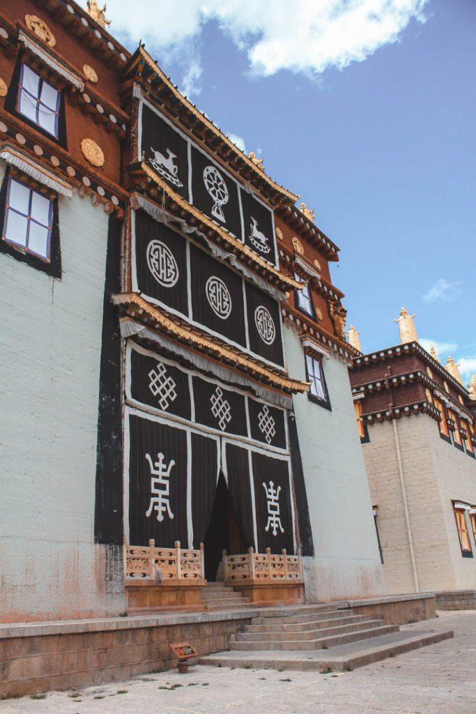 Shangri-la Tibetan Monastery