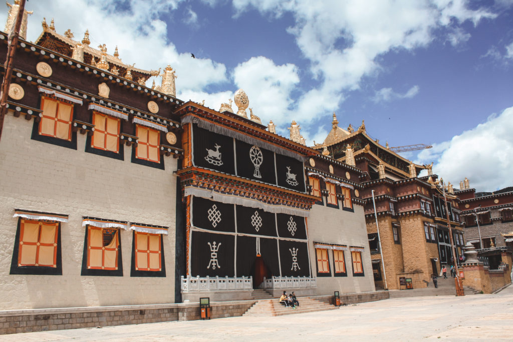 Shangri-la Tibetan Monastery lesser known places to visit in China