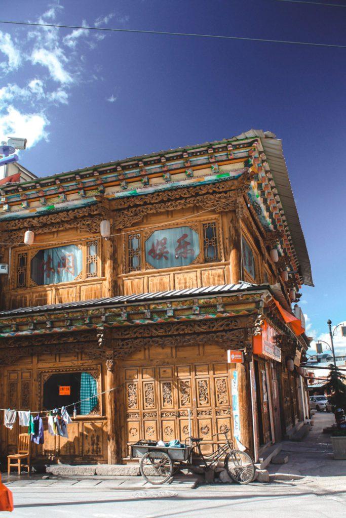 Shangri-la Tibetan Monastery place to visit in China