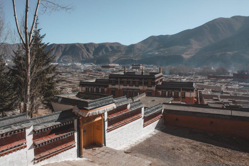 Monastery in Xiahe