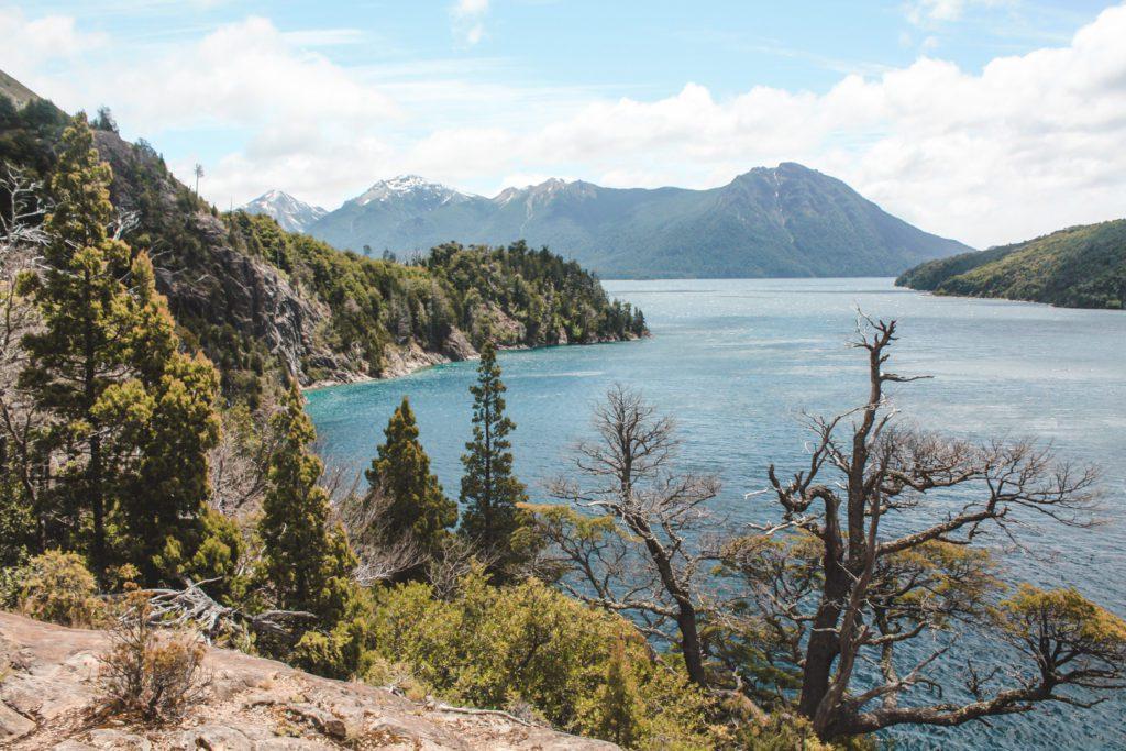 Lake view, Bariloche Argentina