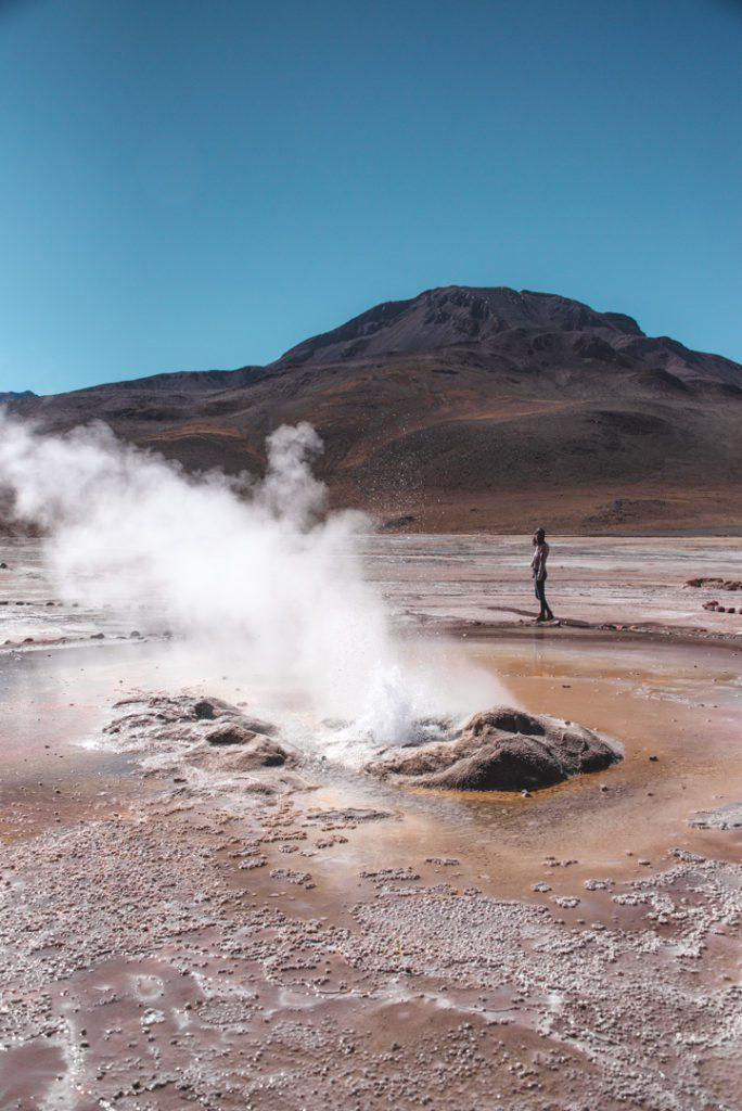 tour of geyser del tatio chile