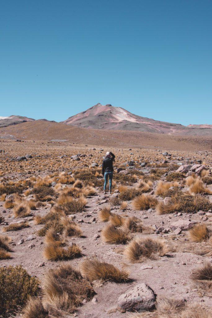 self driving tour of Tatio Geyser