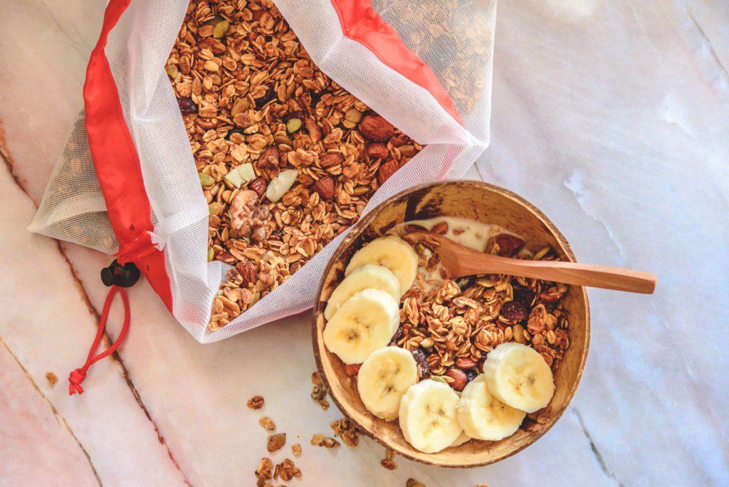 Healthy granola recipe sugar free