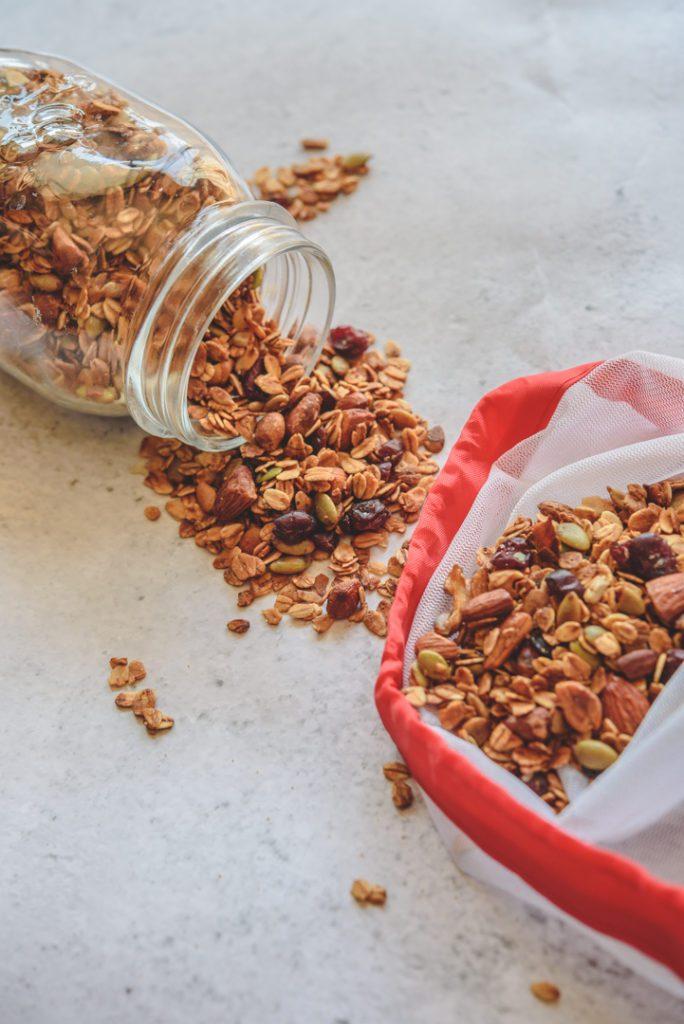 healthy granola sugar free recipe