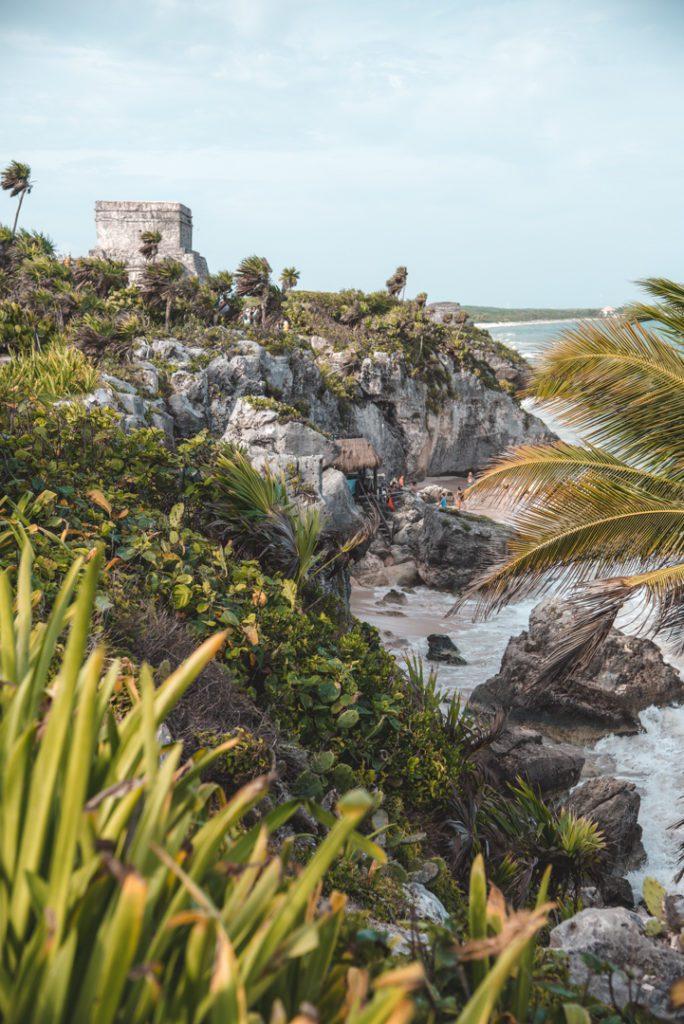 Tulum Ruins beach, Quintana Roo, Mexico