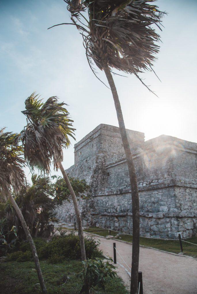 El Castillo, Tulum Ruins, Mexico