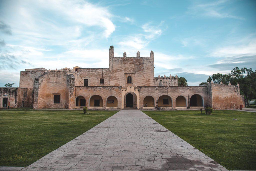 San Bernardino Convent Valladolid Mexico