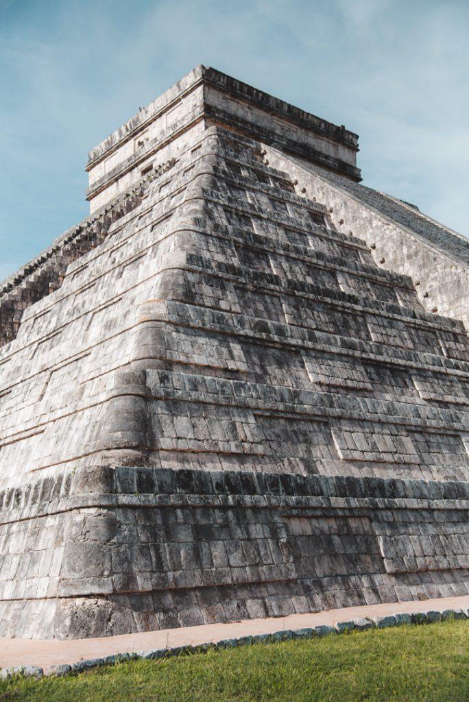 Chichen Itza main pyramid