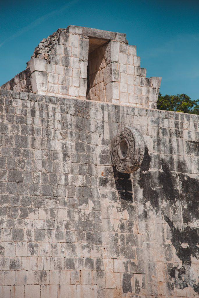 chichen itza temple details