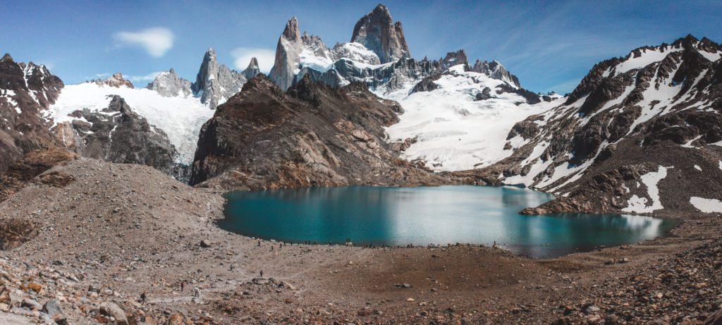 Laguna de Los Tres, Chalten Argentina