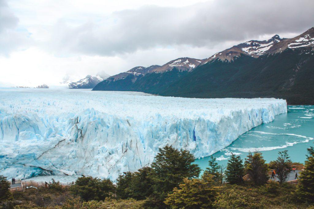 Visiting Perito Moreno Glacier Argentina