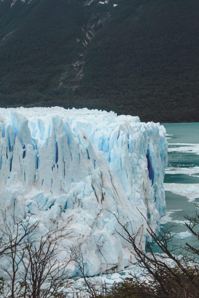 Glacier Argentina, Patagonia