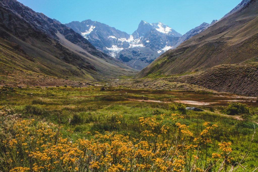 Cajon del Maipo- Santiago Chile