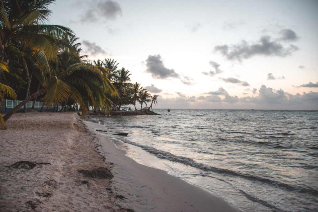Colombia beaches San Andres Island