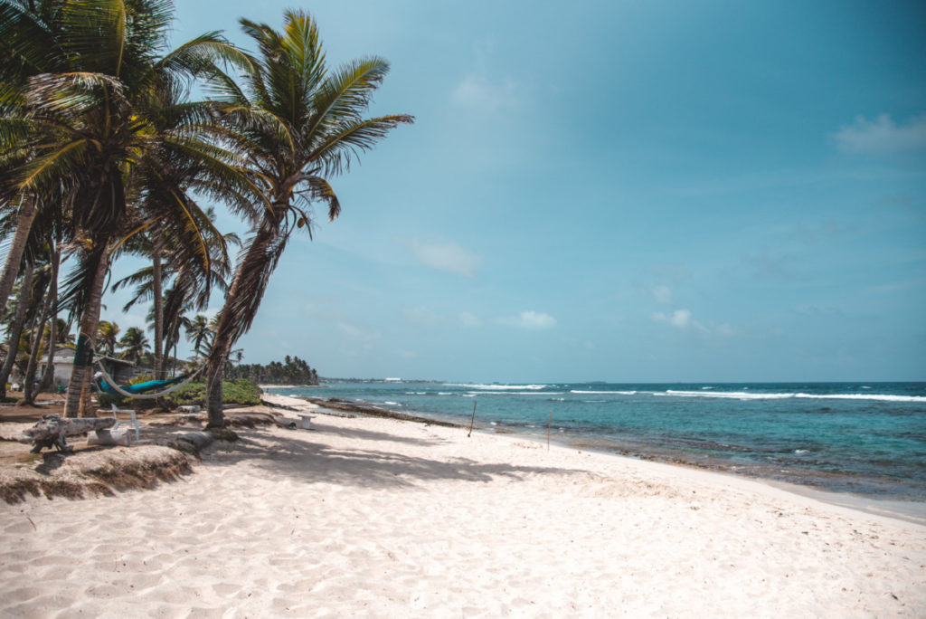 Colombia beaches- San Andres