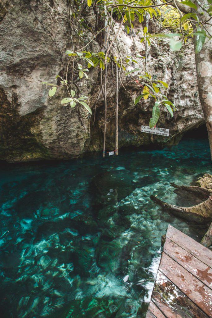 Gran Cenote, Tulum Mexico